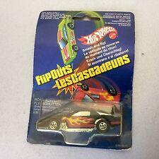 1985# VINTAGE Mattel Hot Wheels FlipOuts FLIP OUTS CHEVY CAMARO #