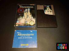 JUEGO NINTENDO NES DISNEY ADVENTURES IN THE MAGIC KINGDOM  PAL B ESP    NES