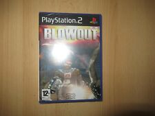 Blowout - PlayStation 2 PS2 - New & Sealed pal version