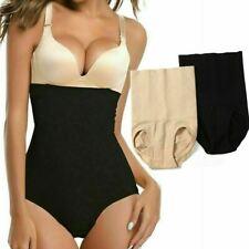 Women Magic High Waist Slimming Knickers Briefs Firm Tummy Control Underwear UK