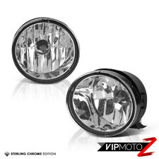 For 2004-2015 Titan 2005-2007 Armada Replacement Fog Lights Set W/Switch+Bulbs