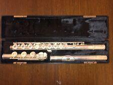 Gemeinhardt Sterling Silver open Hole Flute