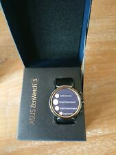 Asus Zenwatch 3 WI503Q Android Wear 2.0 with original packaging
