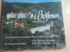 Sachbücher West-Böhmen, Zapadni Cechy orginalverpackt