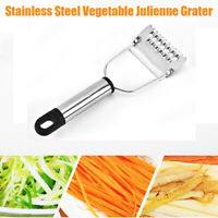 Stainless Steel Potato Peeler Carrot Grater Julienne Fruit&Vegetable Cutter Tool