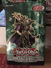 Yu-Gi-Oh! 5D's Spellcaster's Command Starter Deck Structure Deck TCG CCG