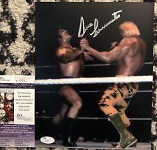 BRUNO SAMMARTINO WWF WWE JSA AUTHENTICATED SIGNED AUTOGRAPHED 8x10 PHOTO