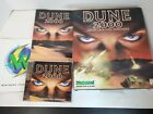 Dune 2000 (pc, 1998) Pc Big Box Cd Computer Video Game Complete Manual Tested