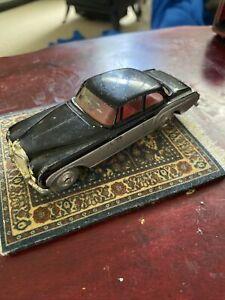 Vintage Corgi Toys | 224 | Bentley Continental Sports Saloon | Gray & Black