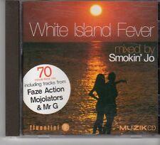 (FP486) White Island Fever, mixed by Smokin' Jo - 2001 Muzik Magazine CD