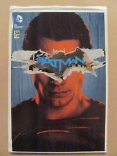 Batman #50 DC Comics NEW 52 Superman Polybagged Variant 9.6 Near Mint+