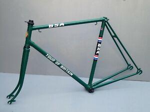 BSA Tour of Britain 1979 Road Bike Frame