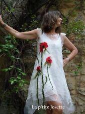 robe coquelicot printemps été