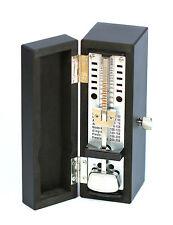 NEW Wittner taktell super mini pendulum metronome matt black wooden casing