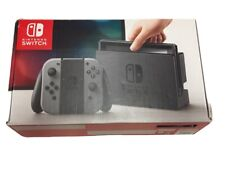 Boxed Nintendo Switch Console With Smash Bros