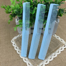 100pc/lot Professional Hair Cut Plastic Comb for Hairdresser Barber Hair Styling