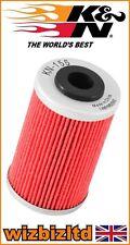 K&N Oil Filter KTM 125 DUKE 2011-2014 KN155