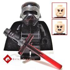 Lego Star Wars Supreme Leader Kylo Ren from set 75256
