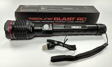 NEBO 6697 Redline Blast RC Flashlight 3200 Lumens Rechargable FREE PRIORITY SHIP
