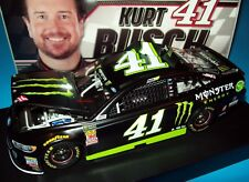 2018 Kurt Busch #41 Monster Energy Ford Fusion 1/24 in Stock