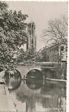 PC12083 Utrecht. Oude grach. Hema. 1956