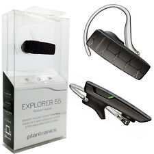Plantronics Original Explorer 55 Bluetooth Headset-Samsung Huawei Sony iPhone