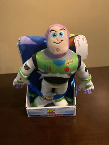 Disney Toy Story Buzz Lightyear Character ~ Pillow & Throw