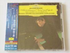 Emil Gilels Eugen Jochum Brahms Piano Concertos 2 SACD TOWER RECORDS JAPAN