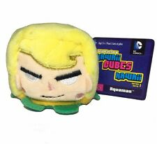 Kawaii Cubes Aquaman DC Comics Plush