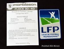 Official French LFP Football Shirt Patch/Badge Ligue de football Professionnel