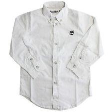 Vêtements blancs Timberland pour garçon de 2 à 16 ans