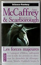 ANNE MCCAFFREY & SCARBOROUGH ¤ LES FORCES MAJEURES ¤ 1995 pocket