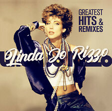 Italo CD Linda Jo Rizzo Greatest Hits & Remixes 2CDs