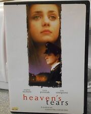 HEAVEN'S TEARS ( DVD 2000) VERY RARE 1995 ROMANCE DRAMA