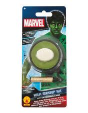 Hulk Body Paint Makeup Kit, Marvel Comics Costume Accessory