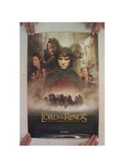 The Lord Of The Rings Movie Poster The Fellowship Of The King