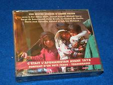 3 CD C'était l'Afghanistan 1978 Andre Velter ZAHER SHAH kessel Afghan Music