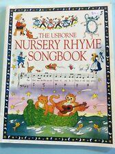 Songbooks: Nursery Rhyme Songbook  (Paperback)