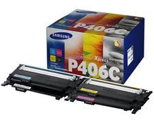 Mehrfarbige Tonerkassetten für Samsung Computer-Drucker mit Angebotspaket