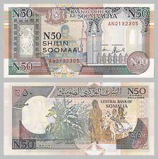 Somalia 50 Shilin 1991 pR2 unz.