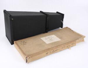 KODAK NO. 3 BROWNIE ENLARGING CAMERA MODEL B + TORN BOX, FOR DISPLAY/cks/212571