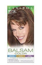 Clairol Balsam Hair Color 611B Medium Bronze Brown 1 Kit (Pack of 3)