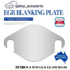EGR Blanking Plate For Ford PX PX2 Ranger & Mazda BT 50 3.2L TDCi 2.2L Engine