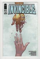 INVINCIBLE no. 110 (1st print) Controversial issue 2003 Image Comics NM 0984