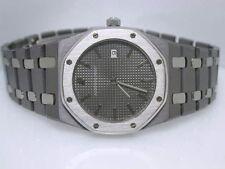 Runde Massivgold Audemars Piguet Armbanduhren