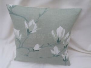 Laura Ashley Designer Cushion Cover MAGNOLIA GROVE Hedgerow Fabric Various Sizes