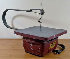 Syncro Saw Magnetic Jig Saw 1940's 1950's Non-working For Parts or Display