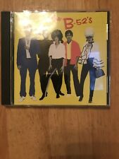 The B-52's Debut US CD BMG Music Club Issue