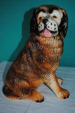 Chien en plâtre - Plaster dog - Hund - Hond