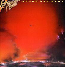 Pat Travers - Crash & Burn [New CD]